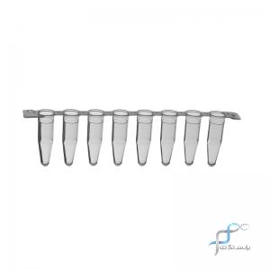 AHN PCR strip tube 8x0.2 without Cap-استریپ تیوب