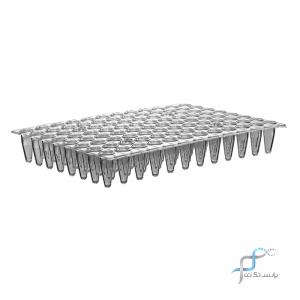 PCR Plate 96x0.1ml- پلیت PCR